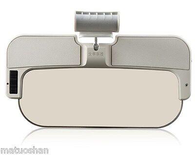 Sunshade Auto Intelligent Solar Energy Anti Glare Dazzling Goggle Car Sunvisor