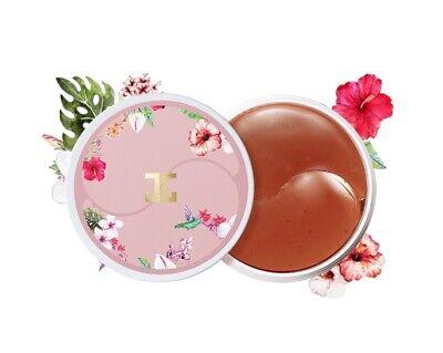 [JAYJUN] Roselle Tea Eye Gel Patch 1box(1.4g x 60sheets) Korean Cosmetics Beauty