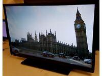 "TOSHIBA 40"" INCH Full High Definition 1080P LED TV (MODEL 40L1333DB) good condition BARGAIN"