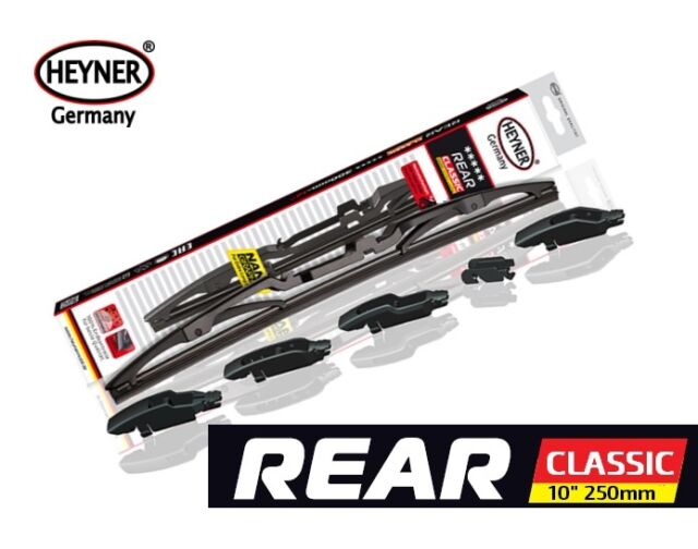 """Citroen C2 2003-2009 rear wiper blade 10""""250mm quality direct replacement"""