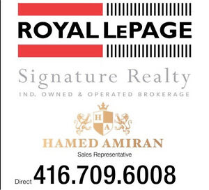 Looking for a Real Estate agent in Toronto?