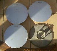 SAAB 900 9000 Silver Wheel Center Cap 8987620-A 1985-98