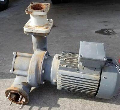 Electric Water Pump 5.4 Hp Iec 34