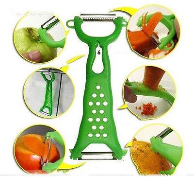 Frutta verdura Peeler Parer Julienne Cutter Slicer Utensili da cucina Gadget XD