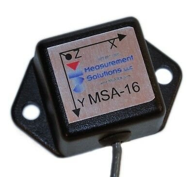 3 Axis Accelerometer Vibration Sensor Mems Replacement For Crossbow