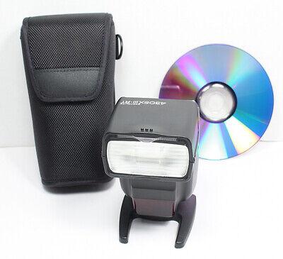 MINT Canon 430EX III-RT Flash for EOS Rebel T6i T7i 80D 6D 7D 1Dx 5D II IV etc