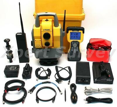Trimble 5603 3 Dr 200 2.4 Ghz Robotic Total Station W Tsc2 Georadio