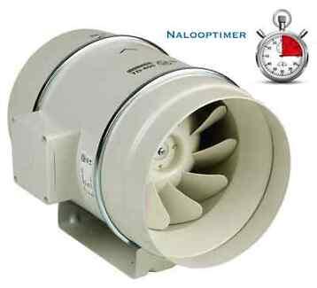≥ Buisventilator afzuigventilator badkamer / wc ventilator ...