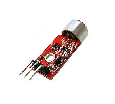 10pcs 3.3v3.5v Max9812 Microphone Amplifier Sound Mic Voice Module For Arduino