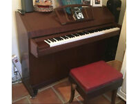 Eavestaff Pianette upright mini piano- GOOD CONDITION