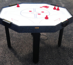 Table de hockey  / Air Hockey Table COOPER / 4 players