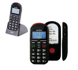 binatone speakeasy bb200 plus t l phone portable pour les. Black Bedroom Furniture Sets. Home Design Ideas