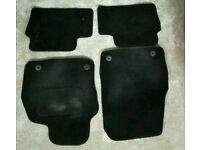 Astra floor mats