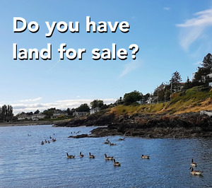 If you have land – I'm looking to buy for my home