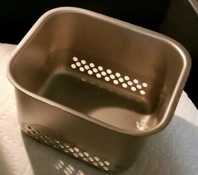 Parts Basket For Bransonic Ultrasonic Cleaner Branson Model B-1200 Or Equivalent