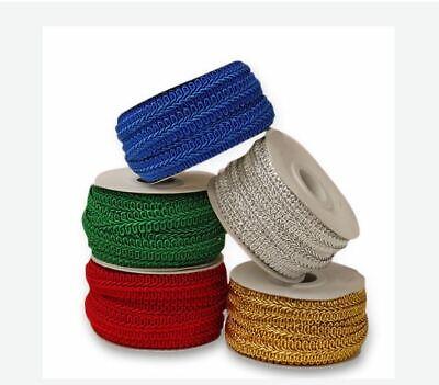 25 yards French Gimp Braid Trim Ribbon Scrapbooking Sewing Wedding Decoration](Ribbon Decorations)