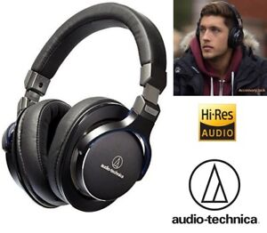 NEW AUDIO-TECHNICA SONICPRO WIRED OVER-EAR MSR7 HI-RES HEADPHONE