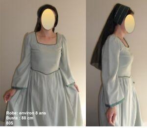 Costumes de la Renaissance - Femme