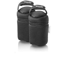 2 Tommee Tippee bottle insulators