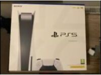 PlayStation 5 Disc Edition - new