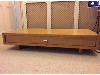 John Lewis coffee table/TV stand