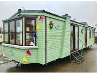 Static Caravan For Sale Holiday Home On 12Month 4Star Park NorthWest Heysham Ocean Edge Sea Views