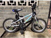 "Dawes Blowfish 12"" Bike (age4-7)"