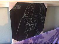 Star Wars Darth Vader Canvas Print.