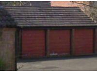 Cheetham Meadow, Leyland - Garage