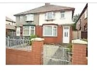 House to rent in cleveleys