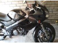 Honda R - 125 Motorbike