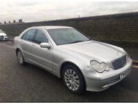 Mercedes c220 cdi 2003 avantgarde £795 spares repairs