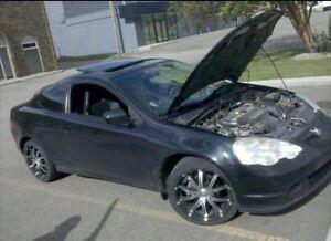 2003 Acura RSX - New Parts