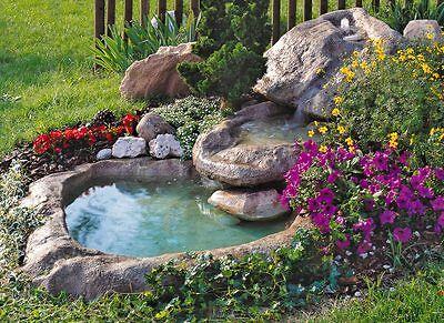 Cascata Marmore, Bacino, Laghetto da Giardino, Fontana, Giochi d'acqua.