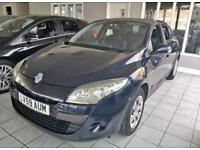Renault Megane 1.5dCi 106 6sp New Expression cheap family car cheap tax