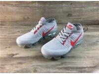 NIKE AIR VaporMax Air Max 2018 Men's Running Trainers Shoes Gray (UK 6)