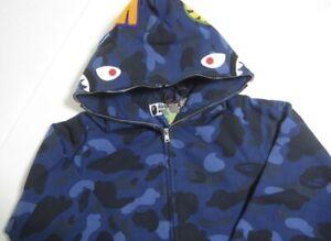 Blue Bape hoodie