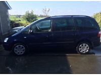 Ford Galaxy Zetec 1.9tdi