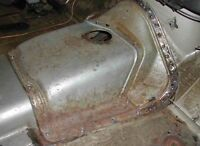 Wanting 63-66 c10 high hump tranny cover.