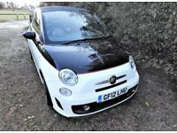 2012 Abarth 500C Special Edition