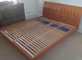 Ligne Roset double bed