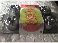 Nordic Ware Gift Cakelet Pan RRP £40