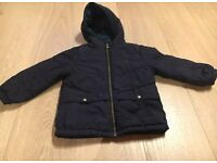 Joules coat age 2 - Excellent condition