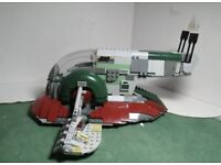 Lego Star Wars Boba Fett's Slave One [8097]