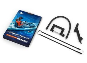 FLEXIBLE ARM 2.0 SONAR MOUNT FOR BOATS AND KAYAKS