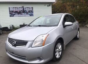 2011 Nissan Sentra- 136k km, NEW MVI- Starting $65 oac weekly!