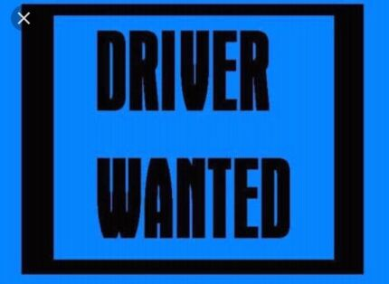 Wanted: Driver with Car