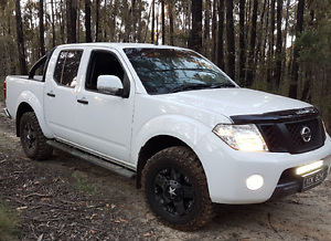2014 Nissan Navara Ute Geelong Geelong City Preview