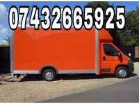 24/7 REMOVAL SERVICES🚚CHEAP🚚MAN AND VAN HIRE/MOVING VAN/HOUSE/OFFICE/LOCAL MOVERS/ WASTE/CLEARANC