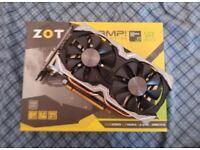 ZOTAC NVIDIA GeForce GTX 1060 6GB MINI AMP EDITION !GDDR5 Graphics Card - Black